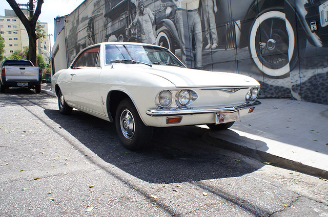 Corvair 1965 Coupé