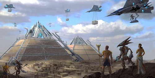 Evidences-To-Prove-The-Aliens-Built-The-Pyramids-1