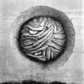 Earth Wall by Andy Goldsworthy | by morozgrafix