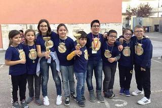 """Noicattaro. """"Trofeo Scacchi Scuola – Campionati Giovanili Studenteschi di Scacchi 2017"""" front"""