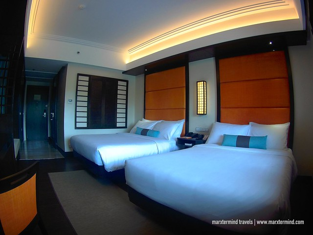 Deluxe Room at BE Grand Resort Bohol