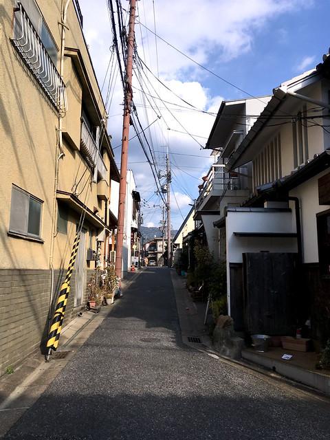 Streets in Nara