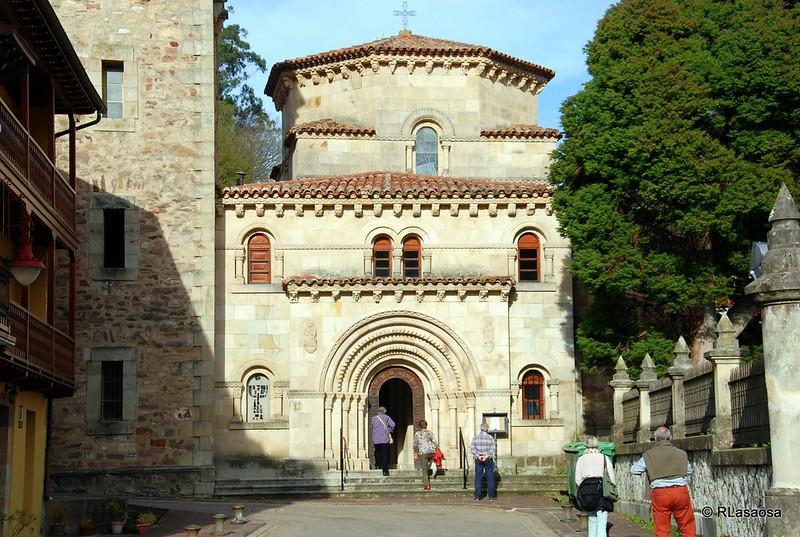 Iglesia parroquial de San Miguel, Puente Viesgo, Cantabria