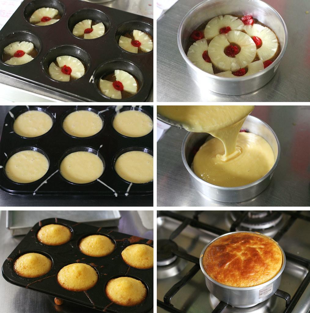 33892902242 8f475d57f8 b - Taste Test: Maya Yellow Cake Mix Pineapple Upside Down Cake