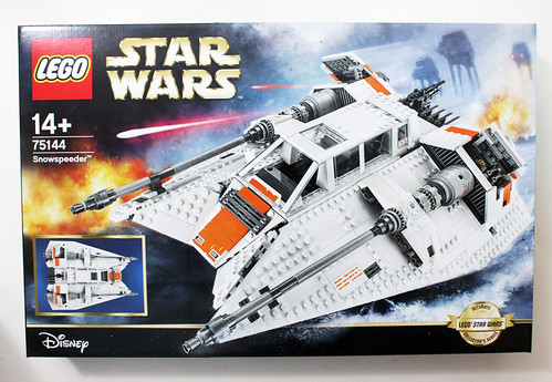 LEGO Star Wars Ultimate Collector's Series Snowspeeder (75144)
