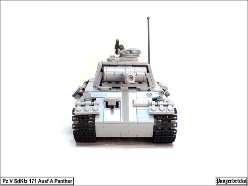 Panzer V Panther Ausf A de Panzerbricks