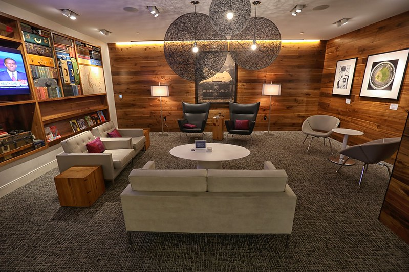 Amex Centurion Lounges