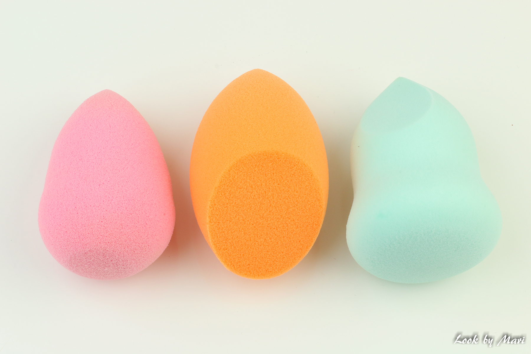 6 the best beauty sponges comparison beautyblender duper real techniques nanshy kokemuksia review