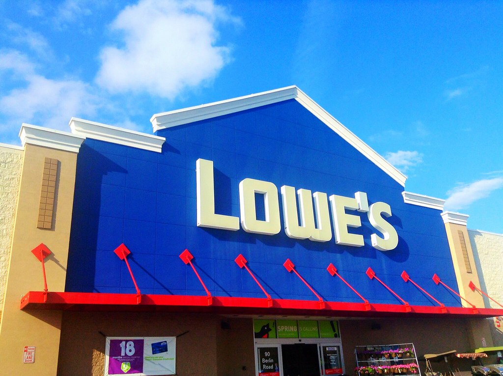 Lowe Home Improvement Center Lowes Store Logo