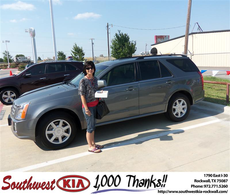 Southwest Kia Rockwall >> #HappyAnniversary to Jason Webb on your 2005 #Cadillac Tru… | Flickr