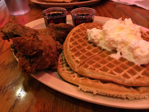 Roscoe's House of Chicken and Waffles | by mariamjaan