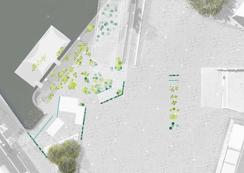 HASSELL - The Immersery - Drawings 01 - Site Plan 基地平面圖.jpg | by 準建築人手札網站 Forgemind ArchiMedia
