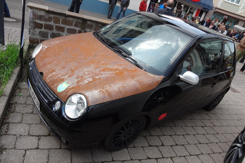 vw lupo 1998 2005 schwarz mit rat look motorhaube flickr 2014 vw beetle fuse diagram