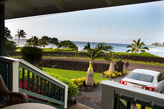 View from the Hana Oceanfront Cottage, Maui | by Dan Stanyer (Northern Pixel)