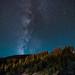 Milky Way in Breck