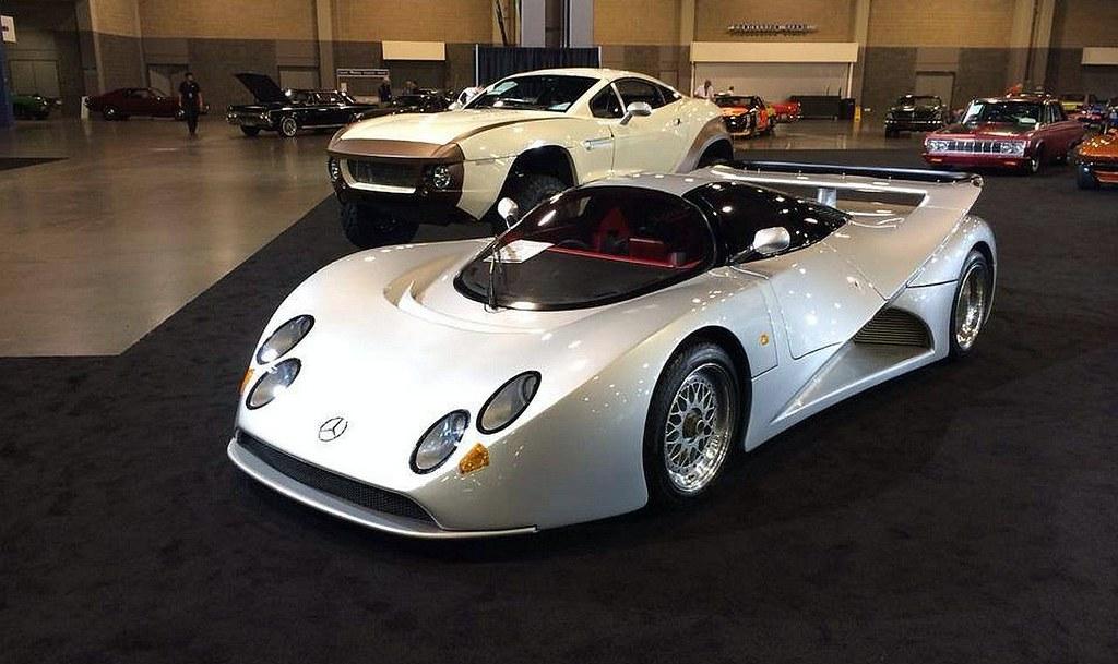 Lotec mercedes c1000 supercar for New mercedes benz supercar