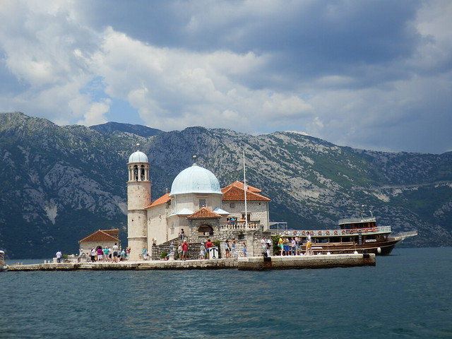 Church of Our Lady on the Rocks, Montenegro
