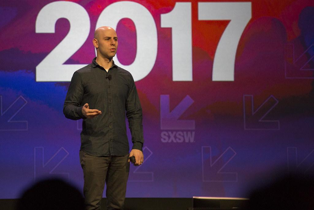 Adam Grant at SXSW 2017