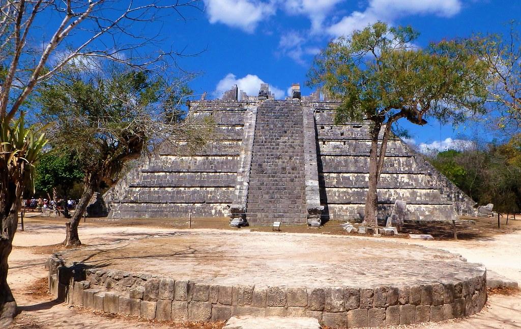 P3110217 Chichen Itza Yucatan México Patrimonio de la Humanidad UNESCO