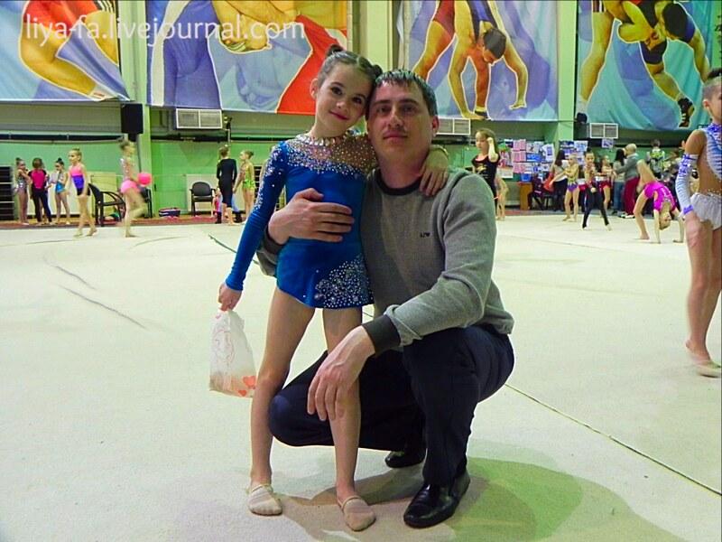 Весенняя грация - московский турнир 11 марта 2017 года Сагдеева Эмилия 7