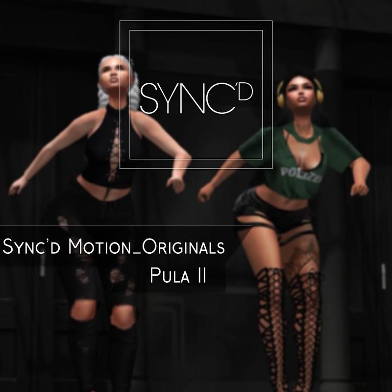 Sync'd Motion: Pula II