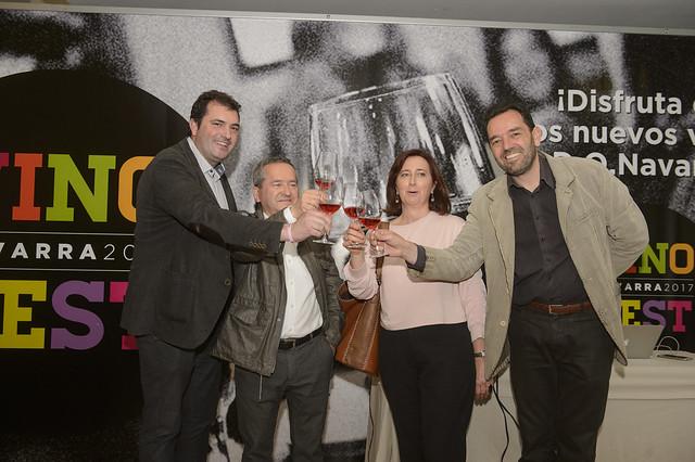 Vinofest Navarra (Pamplona) 2017