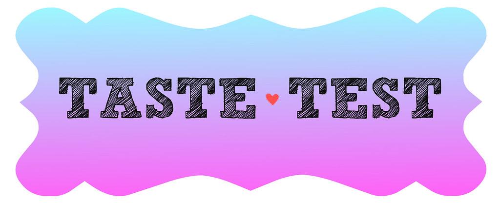 TASTE TEST photo