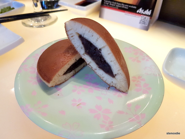 Dorayaki, Japanese red bean pancake