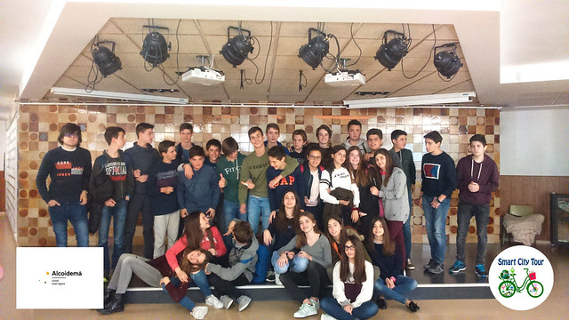 Smart City Tour Col·legi La Salle 3er ESO