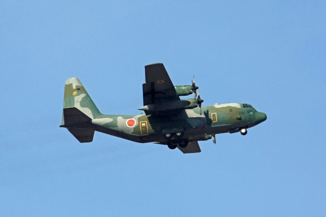 C-130H輸送機 95-1081 IMG_4717_2