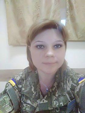 Оксана Блащук