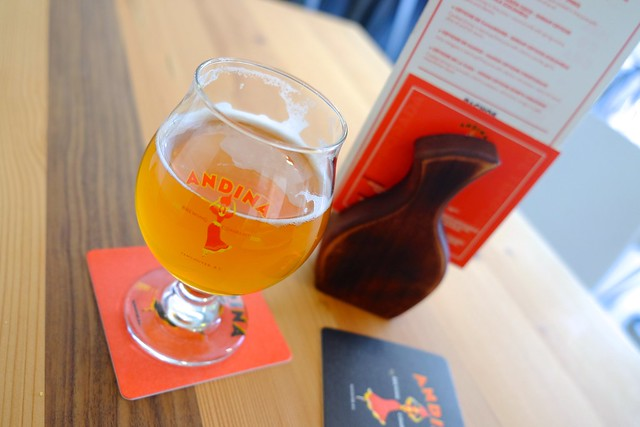 Andina Brewing | Powell Street, Vancouver
