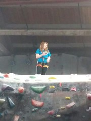 Rock Climbing, 31 Mar 17