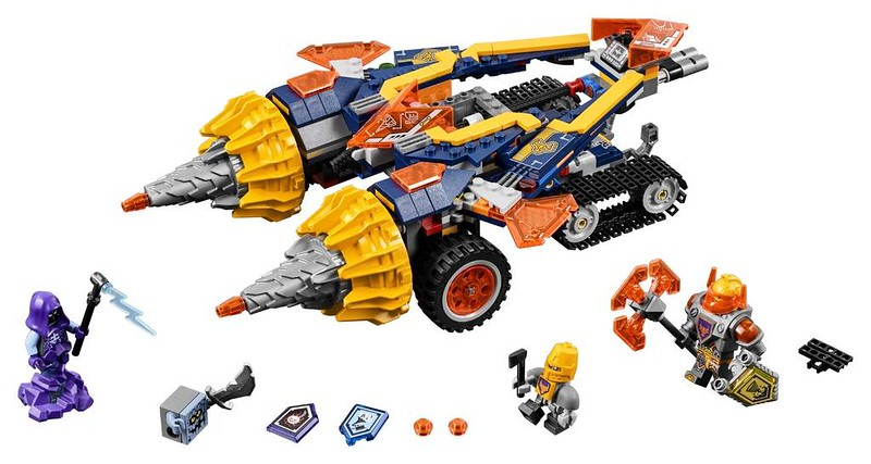 LEGO Nexo Knights Axl's Rumble Maker (70354)