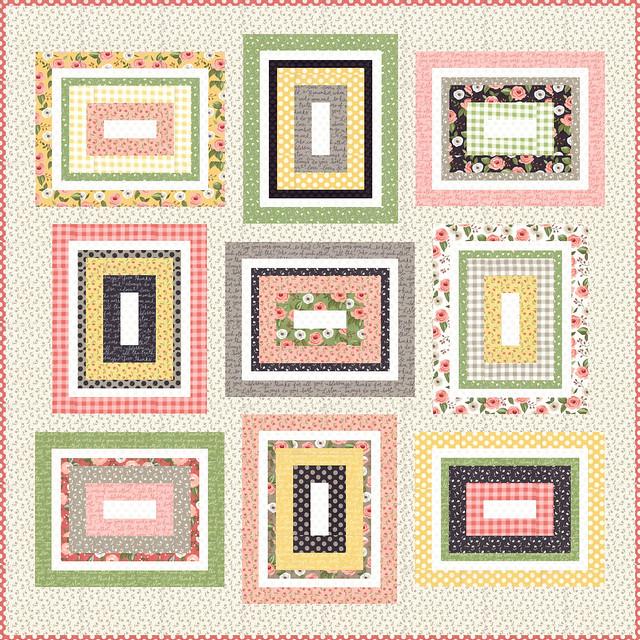 Kith & Kin quilt