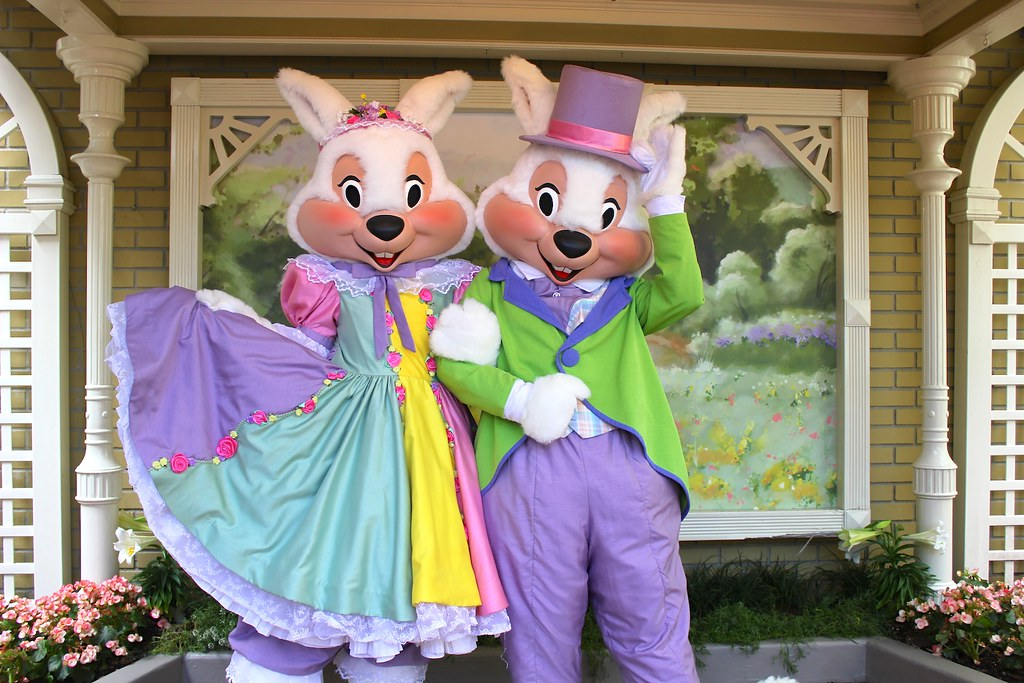 Image result for easter walt disney world