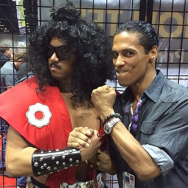 taimak from last dragon