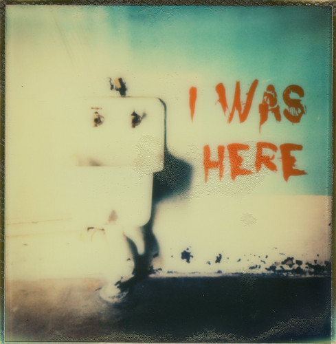 I was here | by Celina Innocent