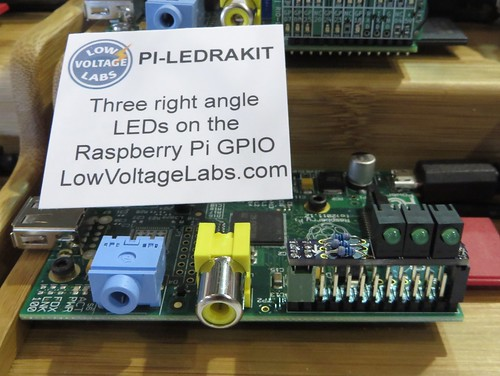 PI-LEDRAKIT | by Low Voltage Labs