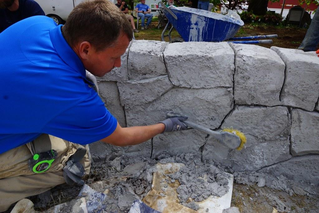 Decorative Concrete Training vertical artisans decorative concrete training 2014 | flickr