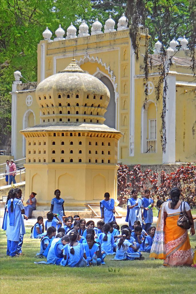 L 39 entr e du palais d 39 t de tipu sultan srirangapatnam i flickr - Entree d ete ...