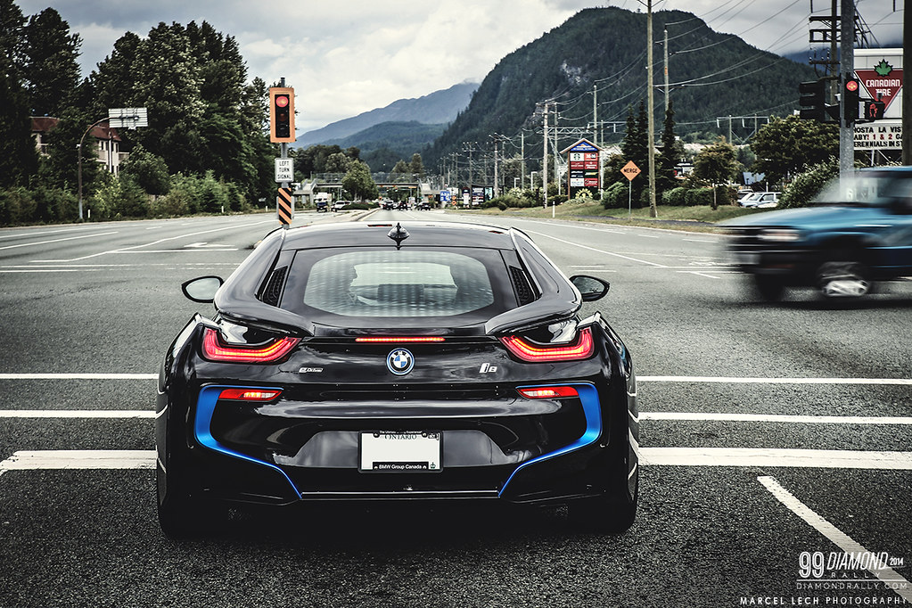 Bmw i8 Vancouver Bmw i8 | by Marcel Lech