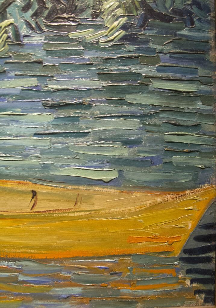 Van Gogh (detail) | by Martin Beek
