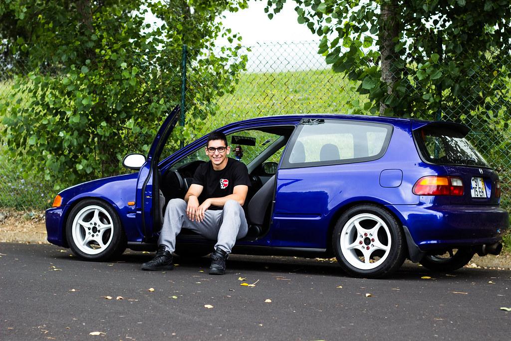 New Honda Civic >> Honda Civic EG ,94 - Azores   Orlando Silva   Flickr
