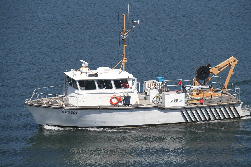 Research Vessel 5501 55′ ANB (Aids to Navigation Boat) fro ...