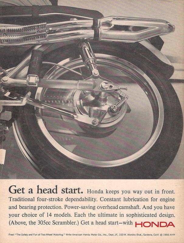 Honda 305