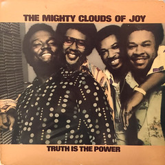 THE MIGHTY CLOUDS OF JOY:TRUTH IS THE POWER(JACKET A)