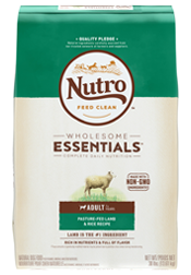 Nutro Adult Lamb and Rice