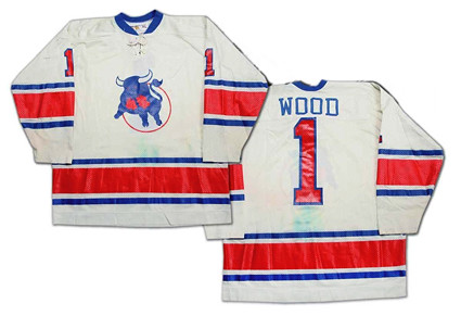 Birmingham Bulls 1977-78 jersey