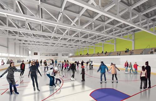 Jackson Square Recreation Center Renderings